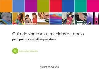 Orientación en Galicia: Recoñecemento da discapacidade. Como facelo?