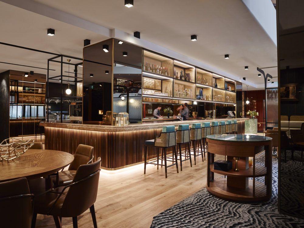 Mode Bar & Kitchen By Luchetti Krelle. Photo By Anson