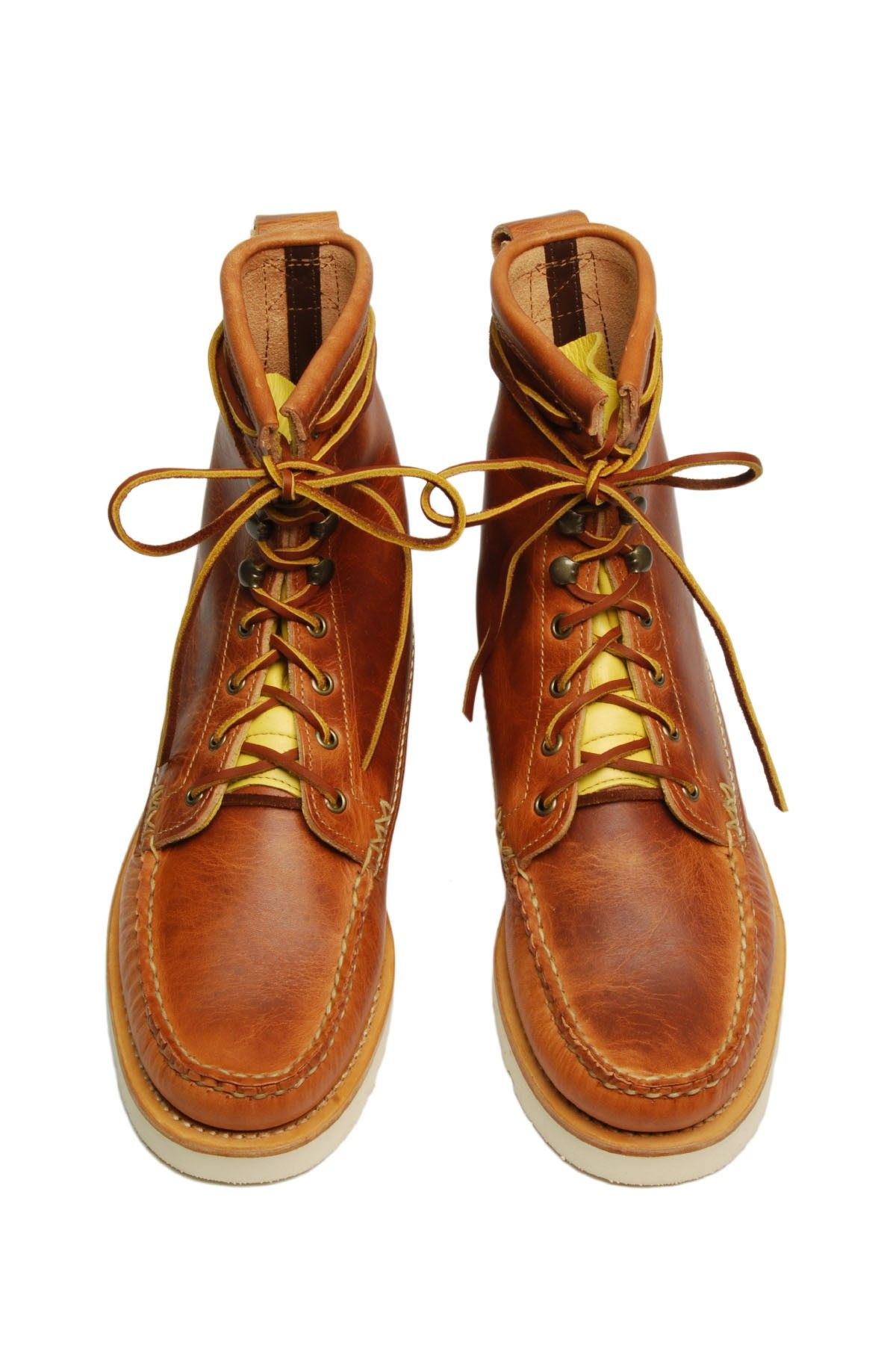 Maine Guide Boots, D Natural