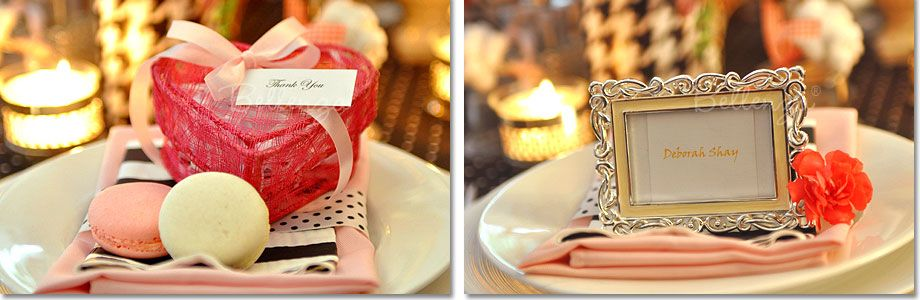 Tres Chic! Lovely Favor Ideas for a Parisian Sweet 16 | Sweet 16 ...