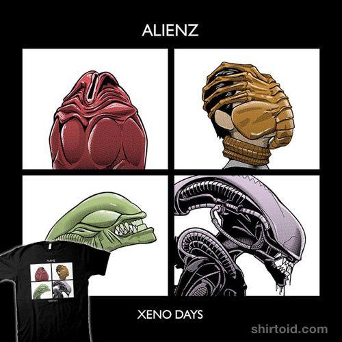 Photo of Xeno Days