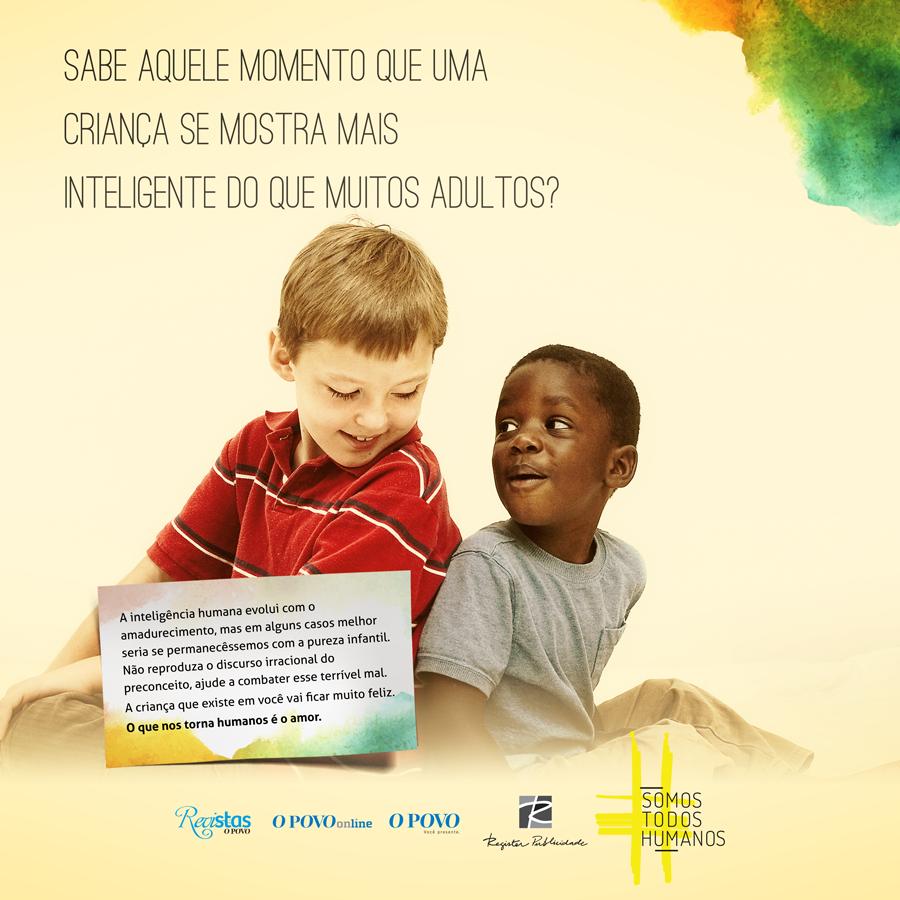 #Register Publicidade #SomosTodosHumanos