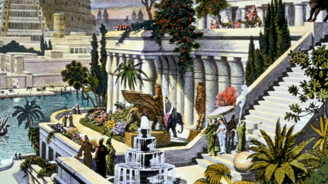 Secrets Of The Dead Gardens Of Babylon