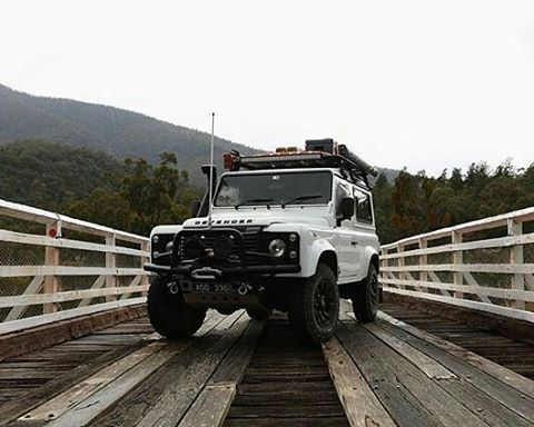 A defender90 called, Bridget. -//Cars for Adventures - Max Raven By @nickfound #landrover #landroverdefender #landroverphotoalbum