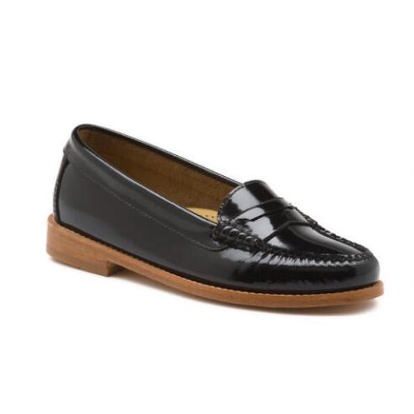 G. H. Bass & Co. Winslet Weejuns Black Loafers