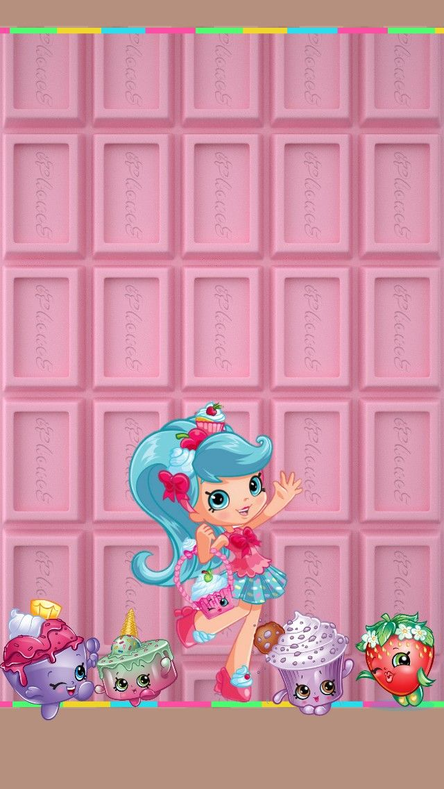 Cute Hello Kitty Wallpaper For Phone Shopkins Shopkins Cute Wallpapers Colorful Wallpaper