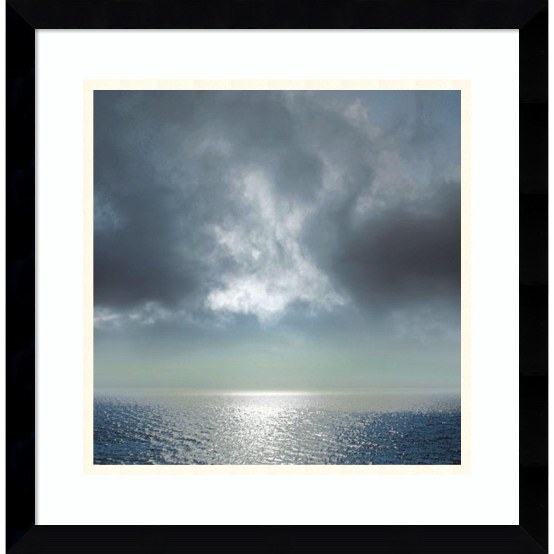 Framed art print uif i could flyu by william vanscoy x inch