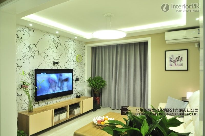 Superb Living Room TV Wall Design Part 15