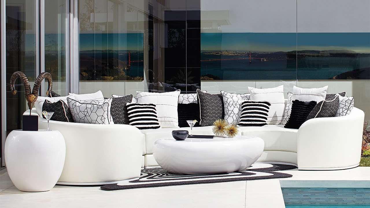 Mira Modular Seating | Modern furniture living room ... on Fine Living Patio Set id=71520