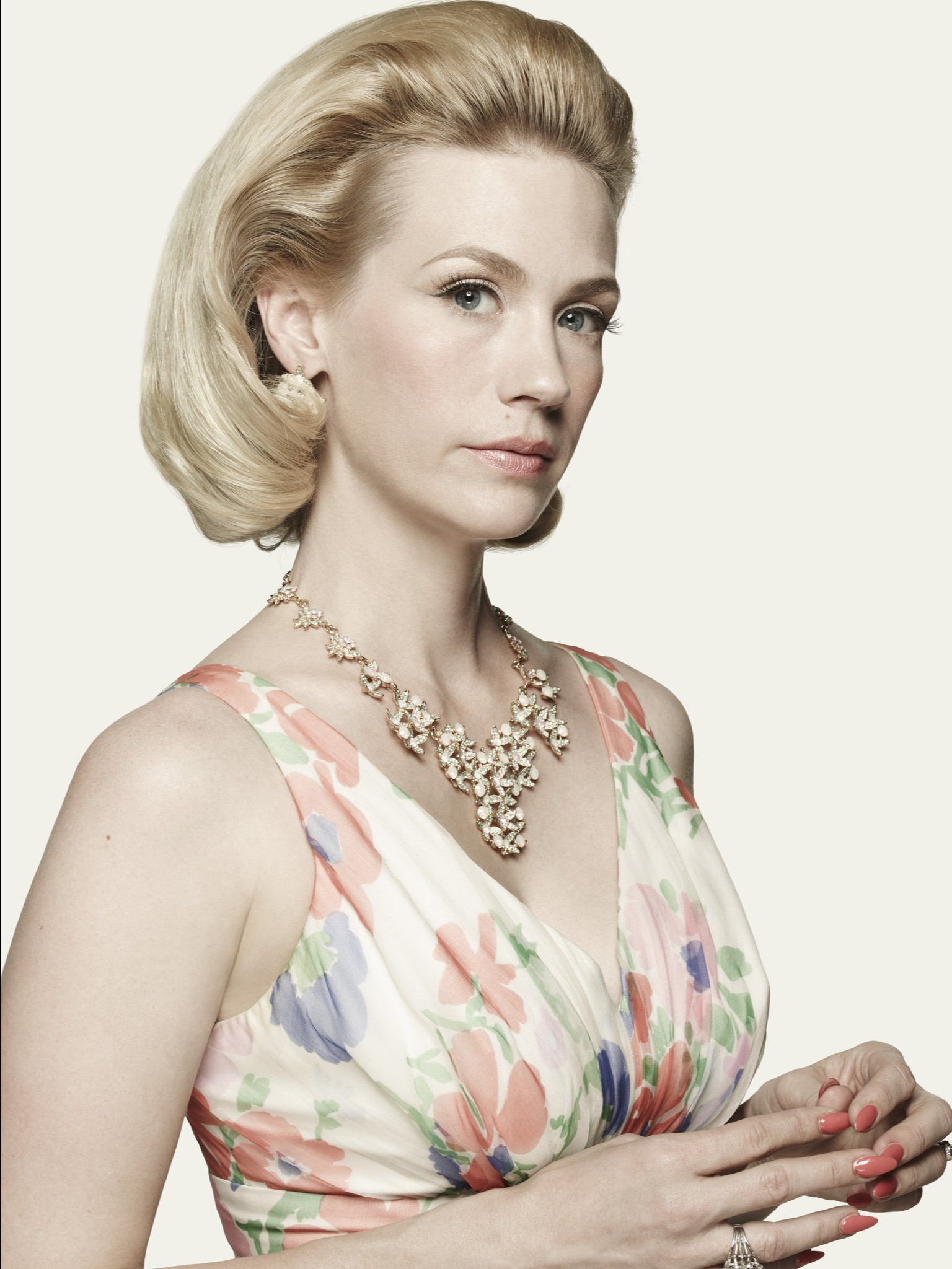 January Jones Todays Hollywood Beauties Pinterest