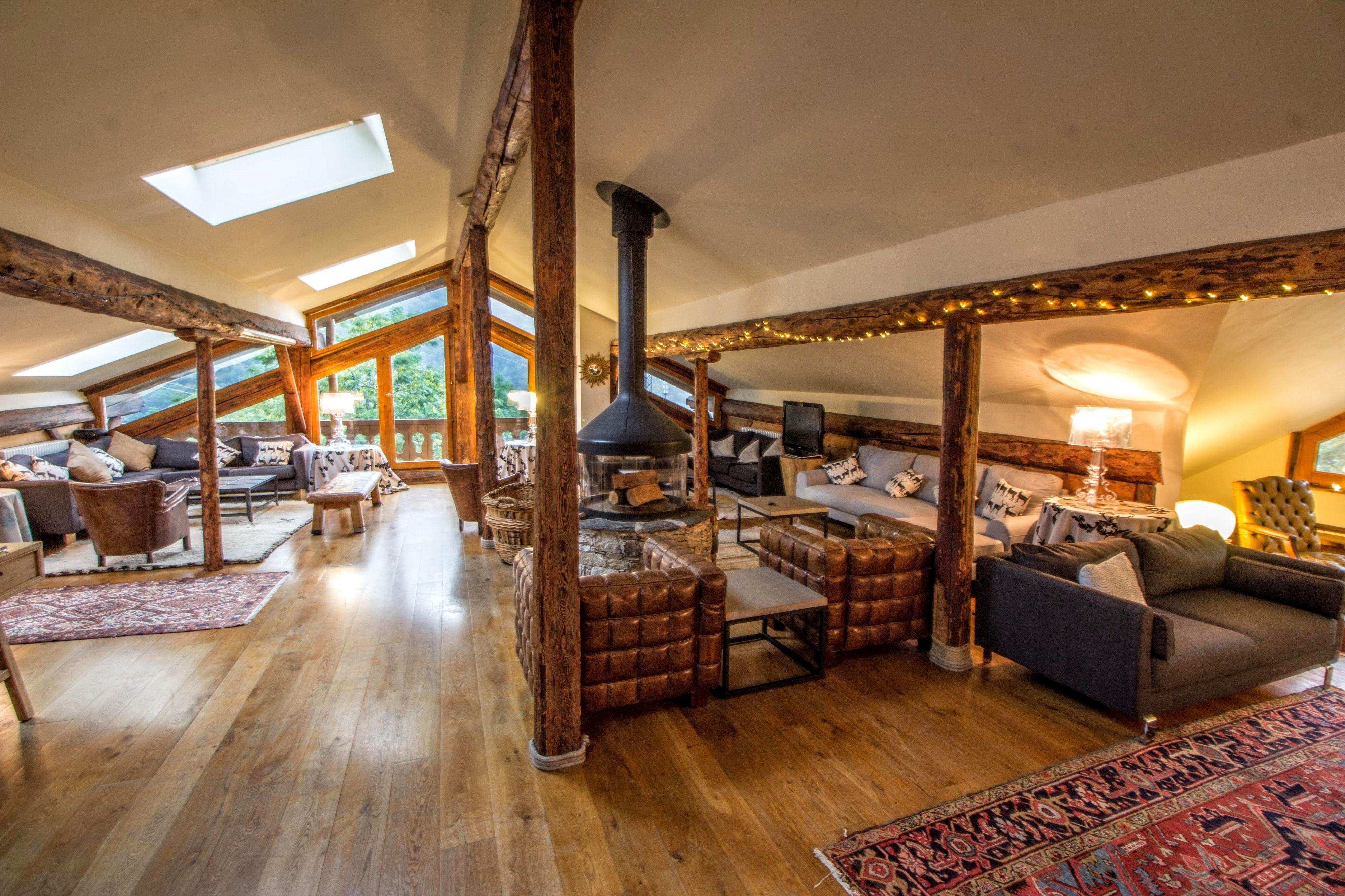The Farmhouse Val D Isere Huge Luxurious Ski Chalet Close To Val D Isere Interiors