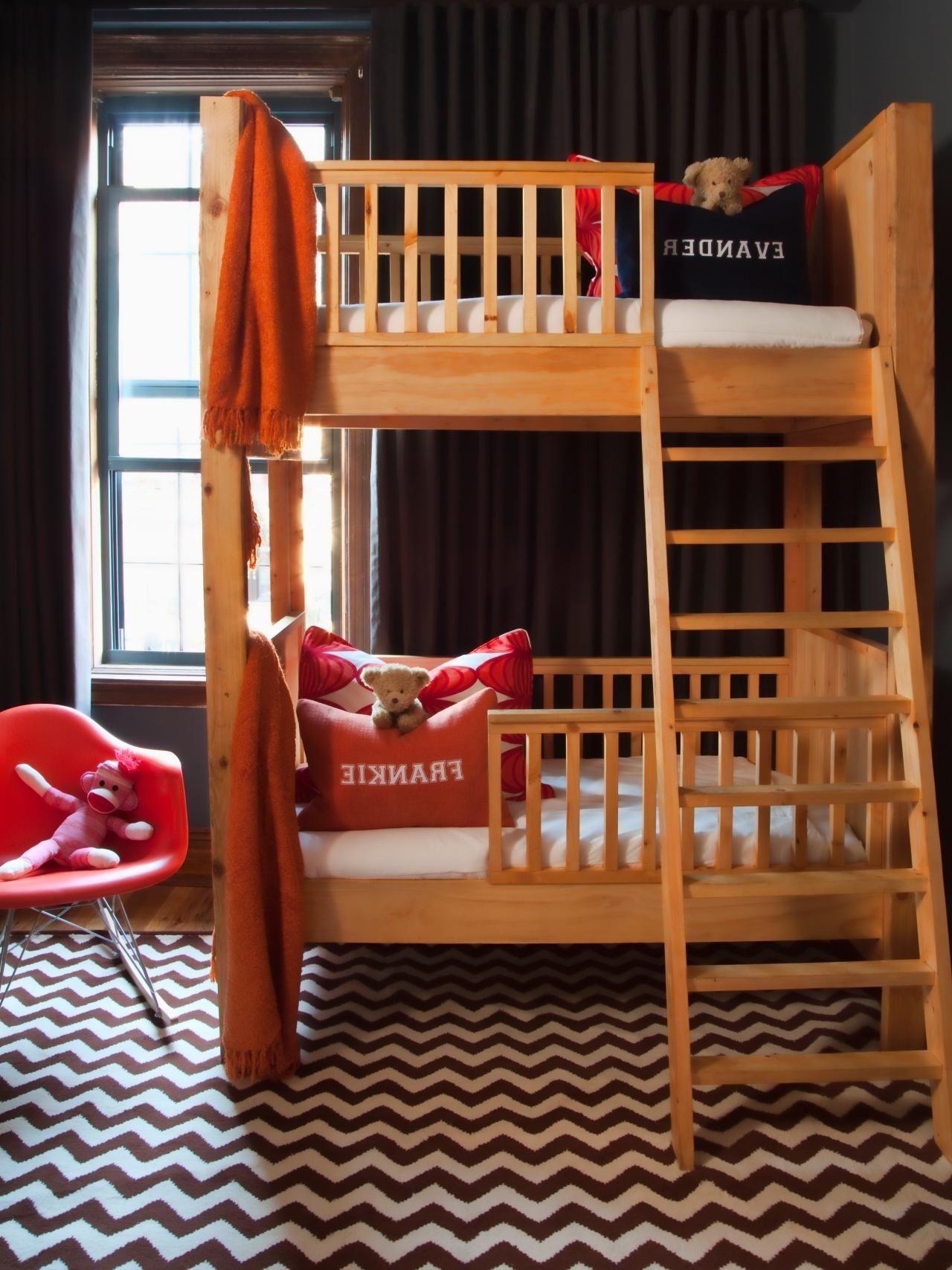 Einfache Kinder Bett Zimmer Kleinkind mädchen zimmer