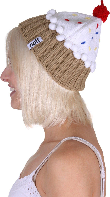63fb4cd58da06 Neff Cupcake Beanie - Women s   Women s Clothing   Women s Accessories    Women s Hats   Beanies   Women s Beanies