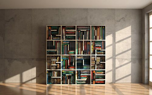 Abc Shelf For Saporiti Read Your Bookcase Minimalist Bookshelves Cool Bookshelves Bookshelf Design