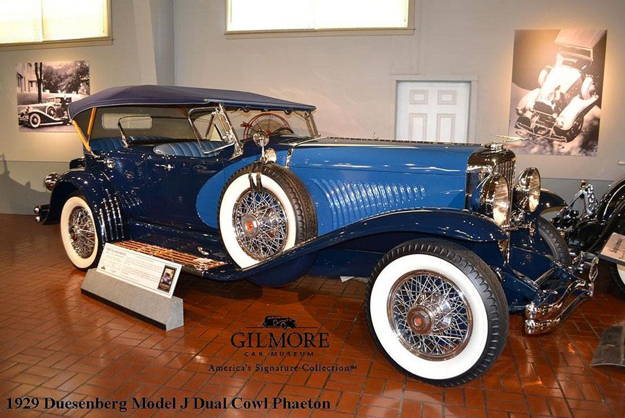 The Gilmore Car Museum – America\'s Signature Car Collection | The ...