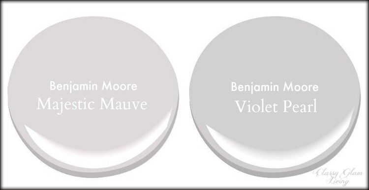 Benjamin Moore Majestic Mauve