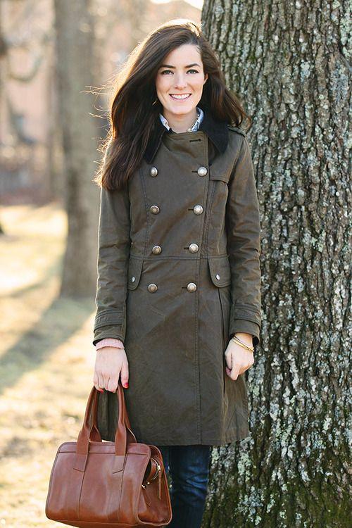 Great casual fall coat