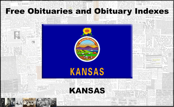 Pin By Kenneth R Marks On The Ancestor Hunt Historical Newspaper Obituaries Kansas