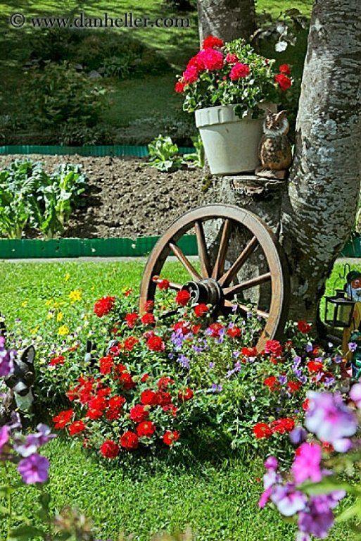 Ideas para jardines buscar con google jardin for Como decorar el patio de mi casa