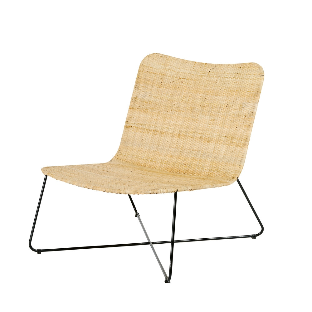Asientos Rattan Armchair Furniture Armchair
