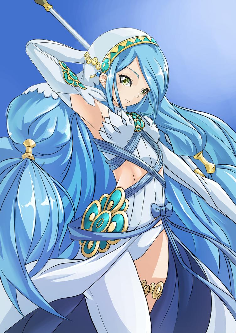 Azura | Fire Emblem Heroes Wiki - GamePress