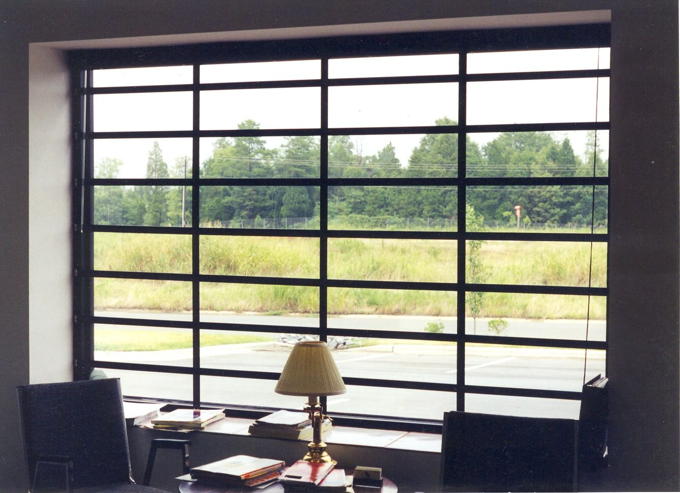 Iron window bars for the home pinterest window bars for Modern zen window grills design
