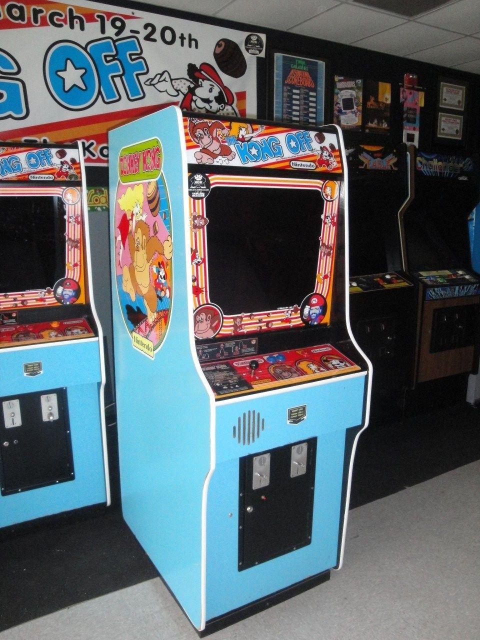 Donkey Kong Kong Off Edition