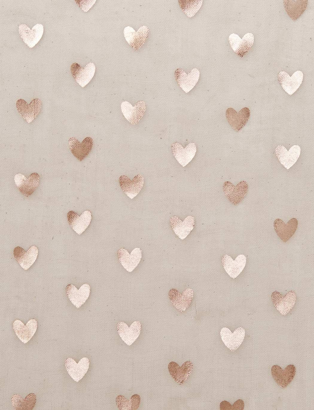 Foil Heart Scarf Women S Accessories The Limited Iphone Wallpaper Pattern Gold Wallpaper Iphone Pattern Wallpaper