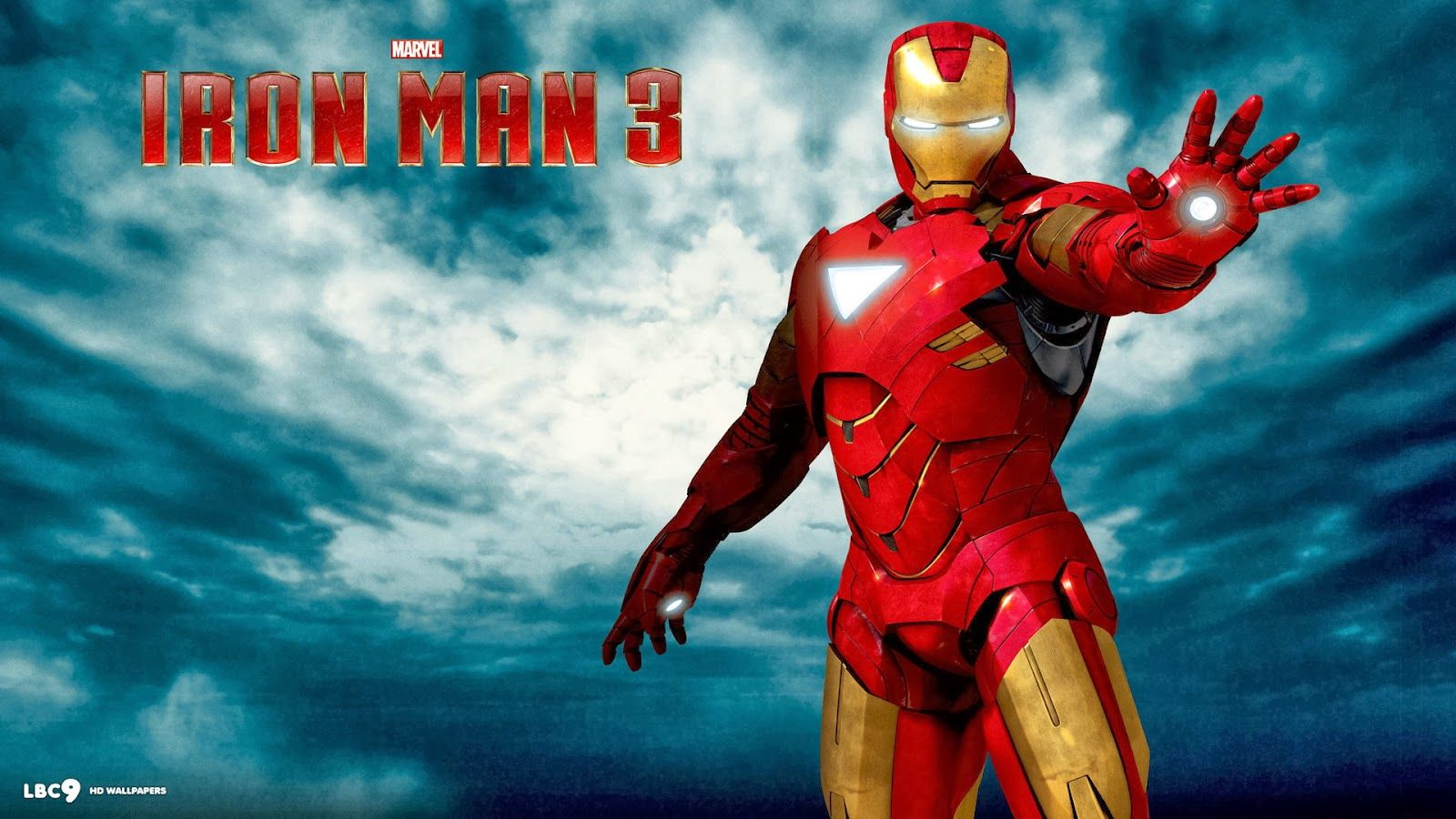 HD wallpapers: Iron Man 3 HD Wallpaper