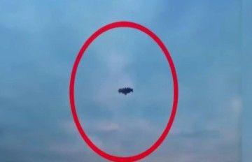 Unidentified Flying Object o Unknown Flying Object: Stati Uniti: incredibile avvistamento UFO su New Y...