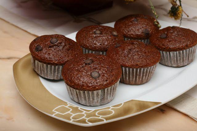 Tan solo delicioso: Muffins de moka (chocolate y café)