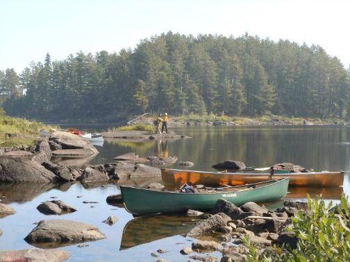 Boundary Waters Canoe Area Wilderness Maps