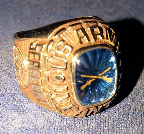 Army Ring By Great American Military Rings Army Rings