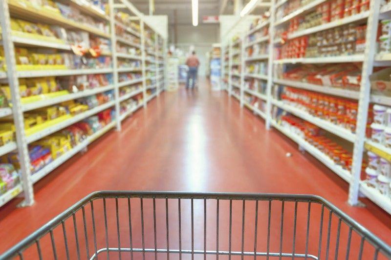 Lessons Learned from a Supermarket Aisle Childhood fears