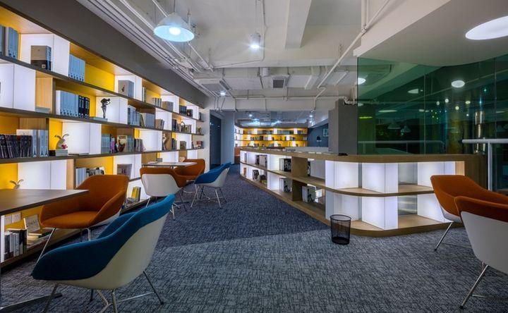 Vanke Cocreative Space By Muraya Shanghai China Retail Design Mesmerizing Interior Design Shanghai Creative