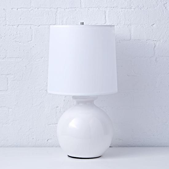 Gumball Table Lamp White Table Lamp Lamp Kids Table Lamp