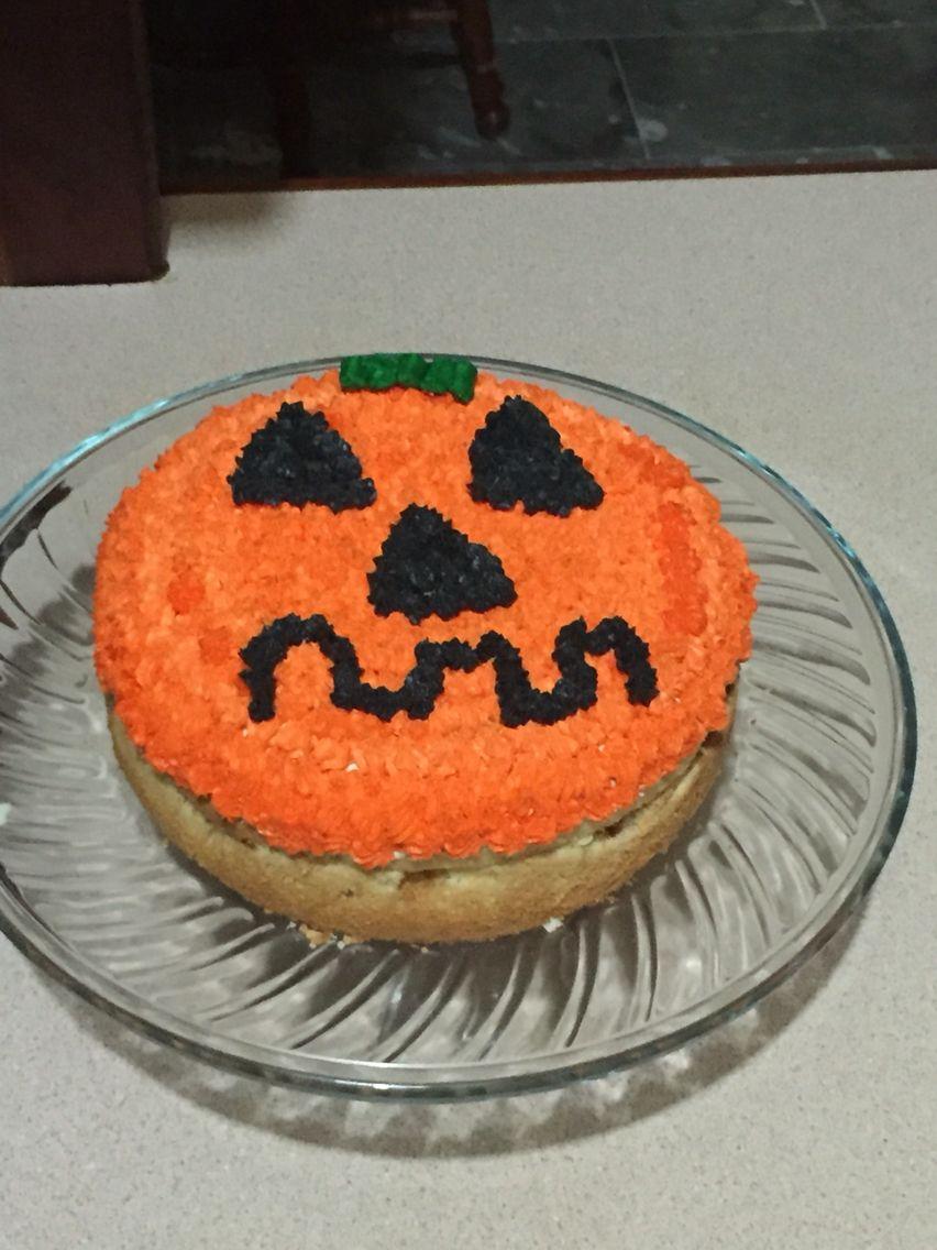Pumpink cake de