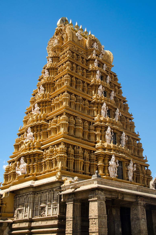 Temple Of Nanjangud Mysore