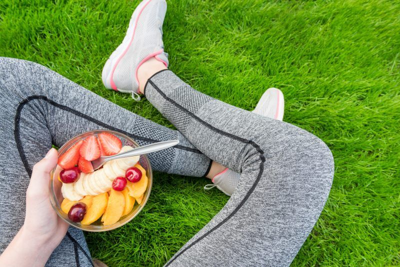 Fitness and a vegan diet - Inside Out Health