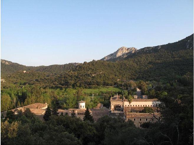 Lluc Monastery Majorca