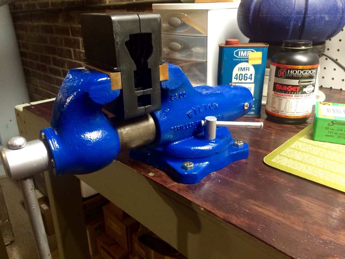 old school wilton bullet vise made in usa badassery precision
