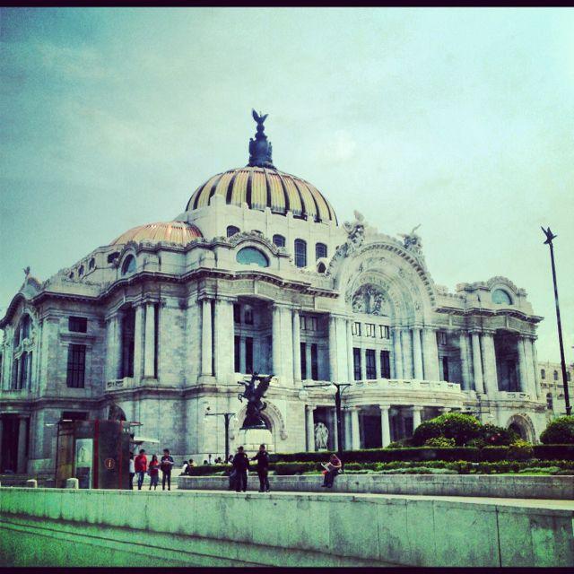 Palacio de Bellas Artes, México, DF