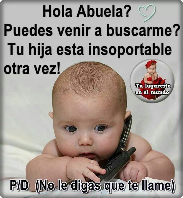Hola Baby Memes Funny Phrases Funny Spanish Memes