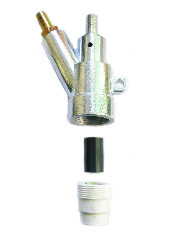 B1 type sandblasting gun Kit with 60*20*8mm boron carbide B4C