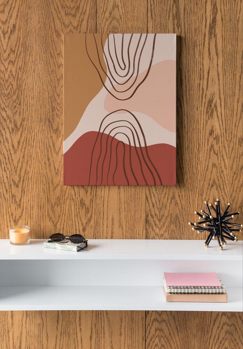 Organic Shapes Printable Wall Art Printable Art Pattern Art Printable Wall Art