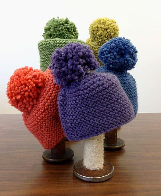 Vintage Style Knit Hat Pattern Ravelry
