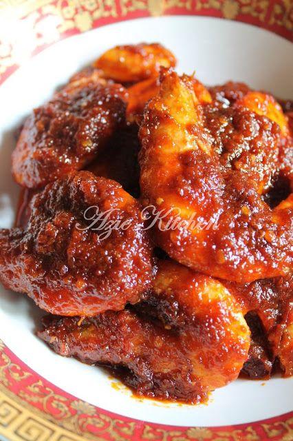 Azie Kitchen Sambal Tumis Udang Sedap Sambal Recipe Recipes Prawn Recipes