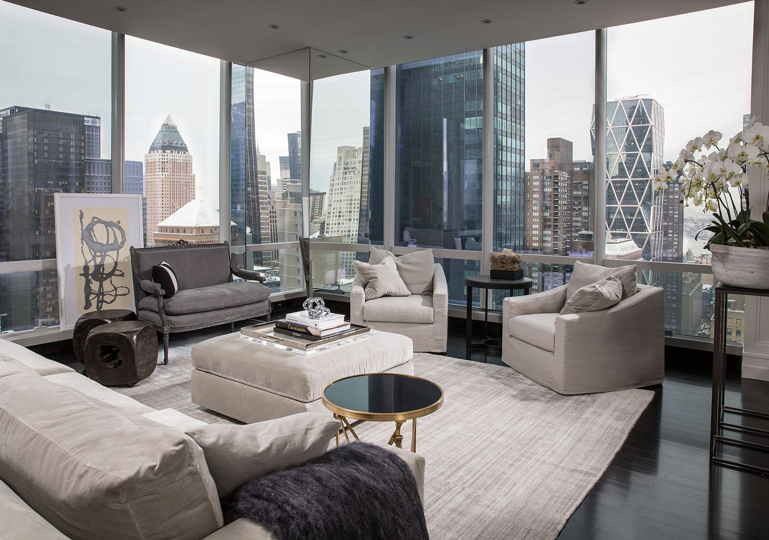 One 57 Michael Dawkins Home Home interior design, New