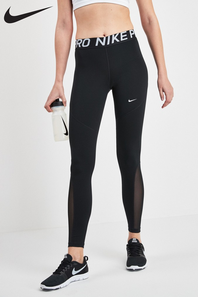 hot sales best prices official store Womens Nike Pro Black Leggings - Black in 2019 | Products ...
