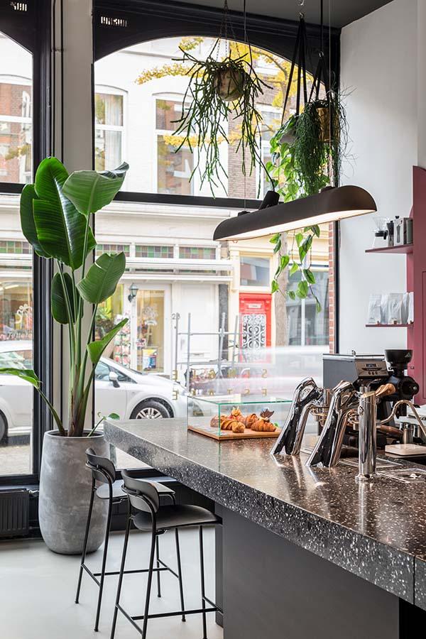 Café dekoration